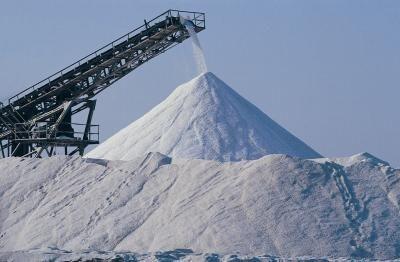 производство соли технической